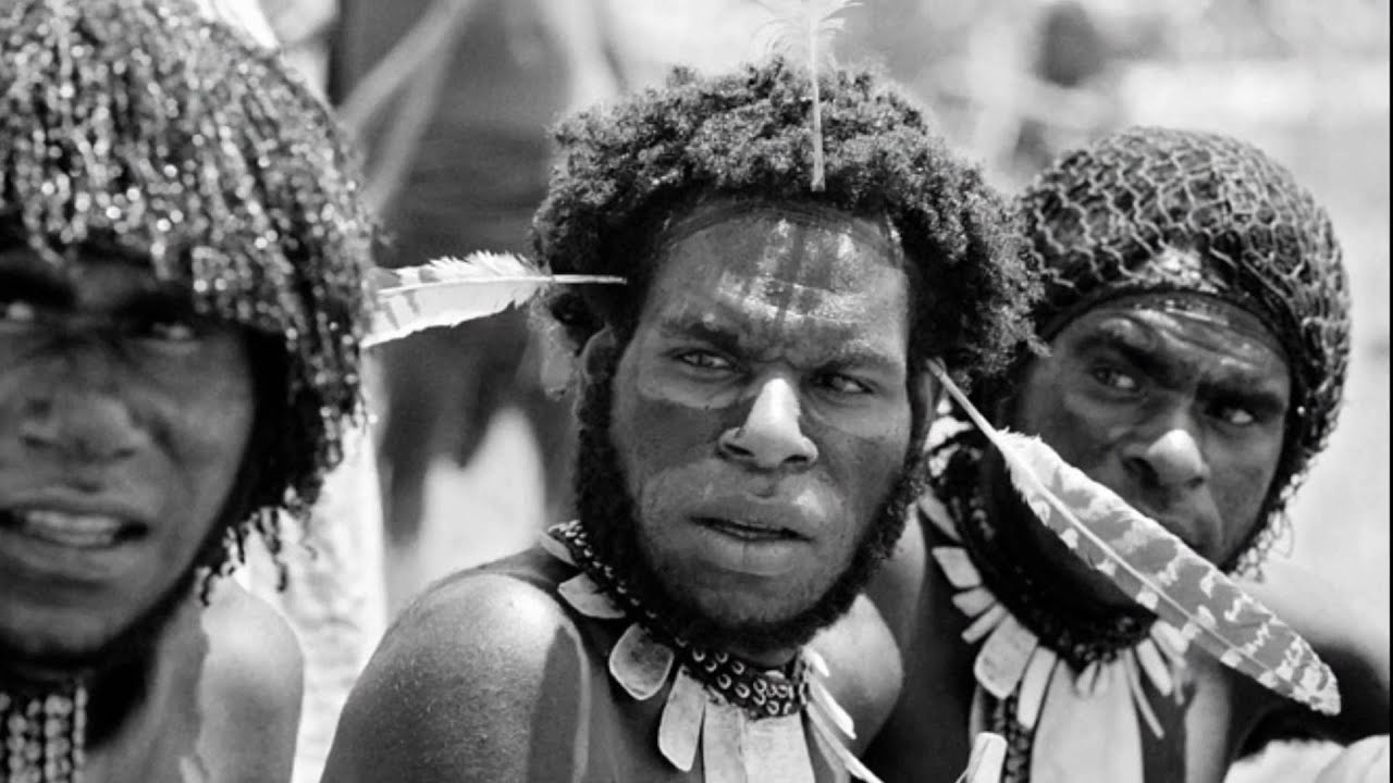 Melanesian Women In Luganville Vanuatu Stock Photo & More