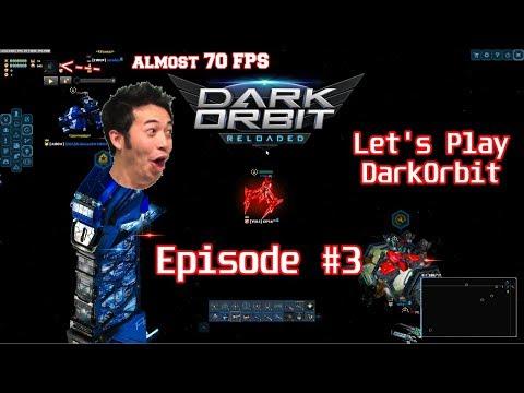 Let's Play DarkOrbit [HD+/ENG] Episode #3 - Almost 70FPS