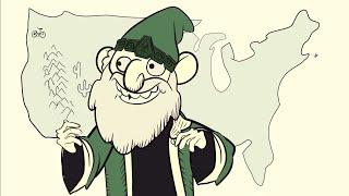 (animierte) D&D Der alten Garde