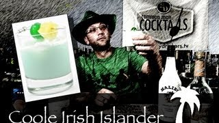 Saint Patrick's Day Cocktail: Coole Irish Islander