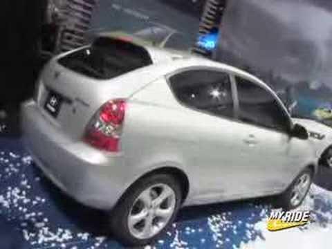 SEMA Hyundai Accent 3 Door
