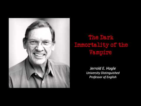 "Downtown Immorality Lecture Series: ""THE DARK IMMORTALITY OF THE VAMPIRE"""