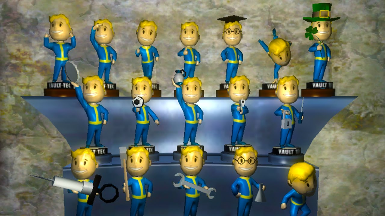 fallout 4 hunting for all bobbleheads fallout 4 bobblehead