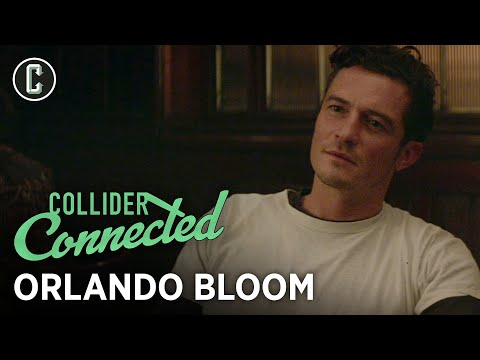 Orlando Bloom Goes Deep on LOTR, Carnival Row Season 2, Retaliation, and More - Collider Connected