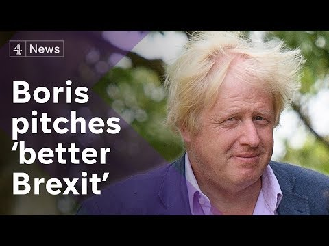 BorisJohnson's Brexit plan 'unworkable'