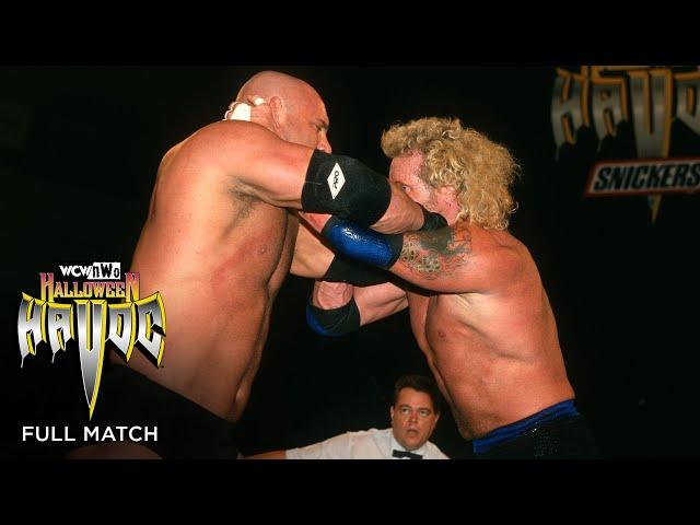 FULL MATCH - Goldberg vs. Diamond Dallas Page – WCW Title Match: WCW Halloween Havoc 1998