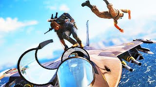 JUST CAUSE 3 FUNNY MOMENTS! (Hilarious Gameplay)