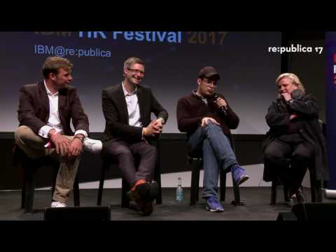 re:publica 2017 #HRFestival: Change Management Podiumsdiskussion on YouTube