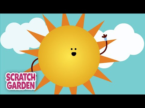 The Sun Song | Educational Science Video for Kids