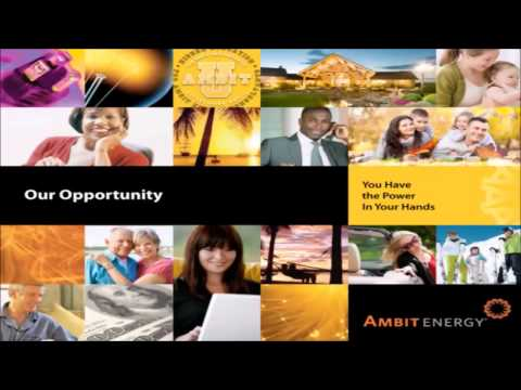 Ambit Energy Business Presentation