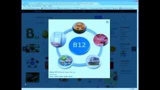 видео Витамин B12: зачем нужен, где содержится, когда принимать