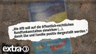 Ehring zum Wahlprogramm der AfD in Baden-Würtemberg