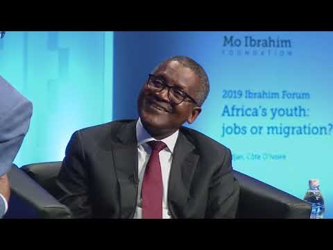 Dangote : I Withdrew $10m Cash Just To Look At It (Video)