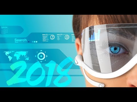 TOP 20 new upcoming technology 2018