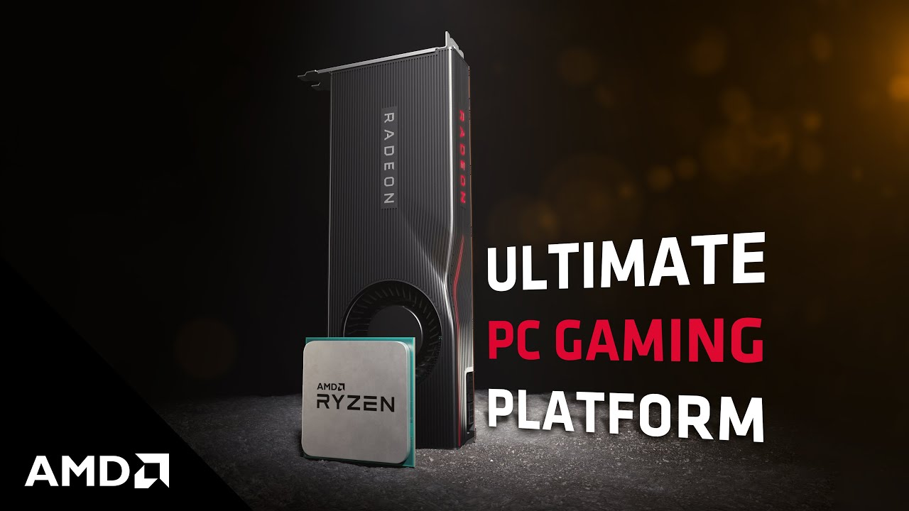 The Ultimate 1440p Gaming Platform with AMD Ryzen™ and Radeon™