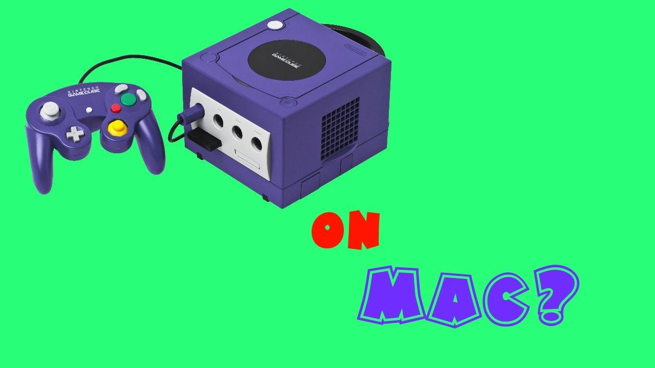 Hook up gamecube to mac