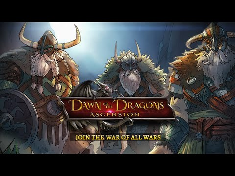 Dawn of the Dragons: Ascension - Turn based RPG - Apps on