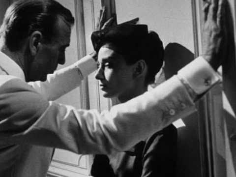 """""""Love in the Afternoon"""" Tribute to Gary Cooper & Audrey Hepburn"""