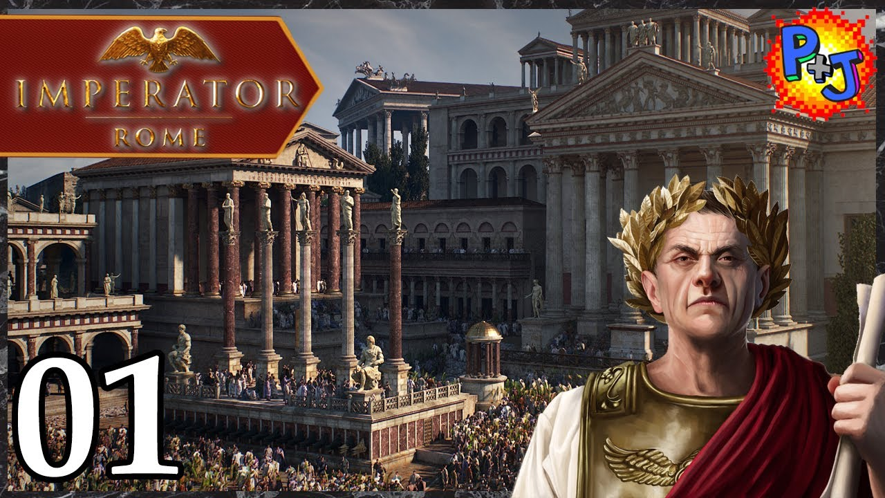Download Let's Play Imperator: Rome | Heirs of Alexander 2.0 Marius Patch | Roman Republic Gameplay Episode 1