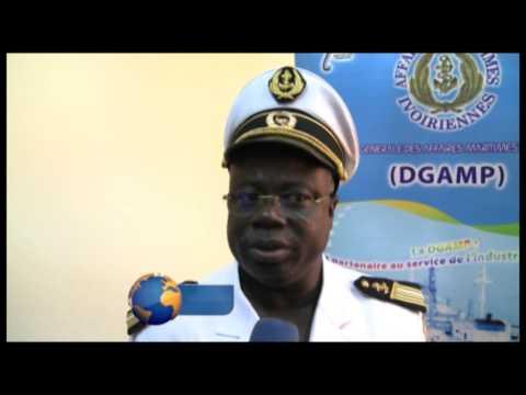 Sécurité maritime : une mission d'audit de l'OMI à Abidjan