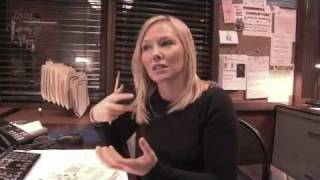 Kelli Giddish Talks About Her SVU Character Det. Amanda Rollins