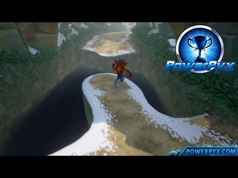 Crash Bandicoot 2: Cortex Strikes Back - Un-Bearable Secret Exit (No Bear Left Behind Trophy Guide)