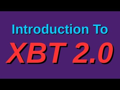Introduction To XBT 2.0 | External Backup Tool for USB Drives