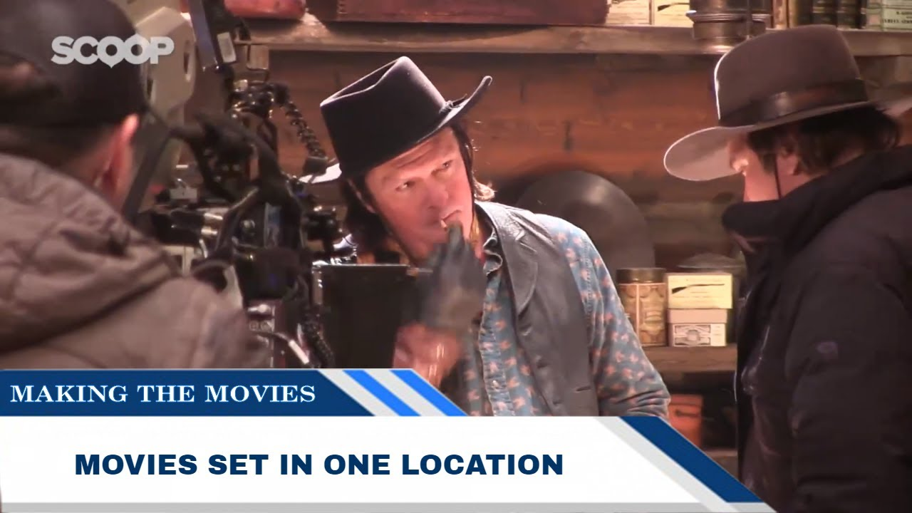 Special: Movies set in one Location