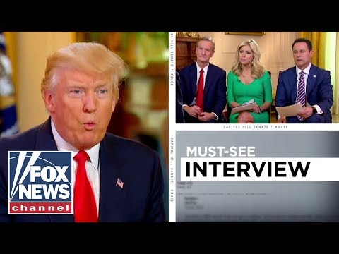President Trump joins Fox & Fr fox   friends