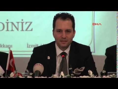 Fatih Erbakan: Bağımsız aday olursak SP'nin bizi desteklemesini isteriz
