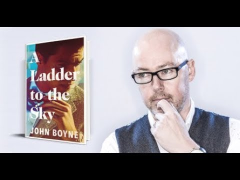 A Ladder to the Sky by John Boyne: Making of the audio book
