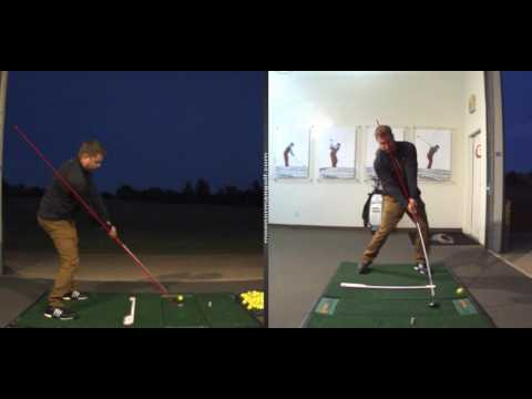 Moe Norman Single Plane Swing Practice