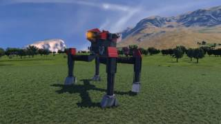 Blast Bot Titan - Space Engineers