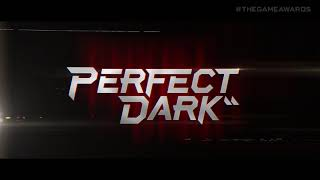 Perfect Dark XBOX World Premiere at The Game Awards 2020