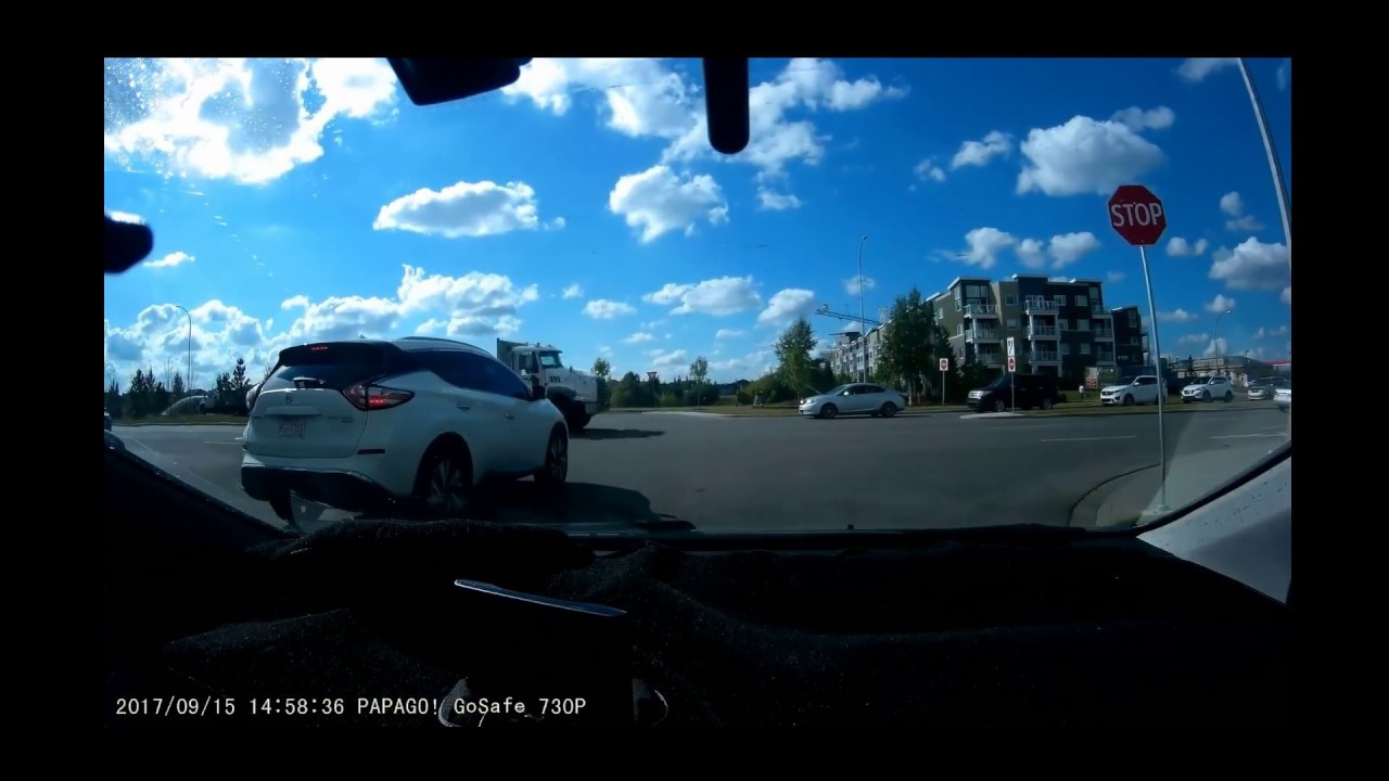 Alberta Driving License Road Test Class 5 (Non-GDL) - YouTube