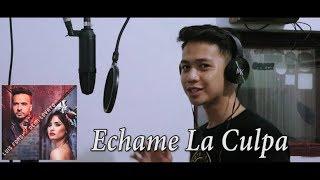 Baixar Echame La Culpa - Luis Fonsi ft. Demi Lovato - Arip Barzah Cover