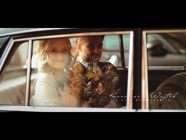 Karolina & Wojtek | BLINK FILM | Młyn Nad Starą Regą | Kwiaty i Miut
