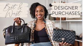 My Best & Worst DESIGNER PURCHASES | Chanel, Prada, Louboutin & More!