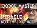'Dodge Master' - No.1 Ember Spirit by Miracle-
