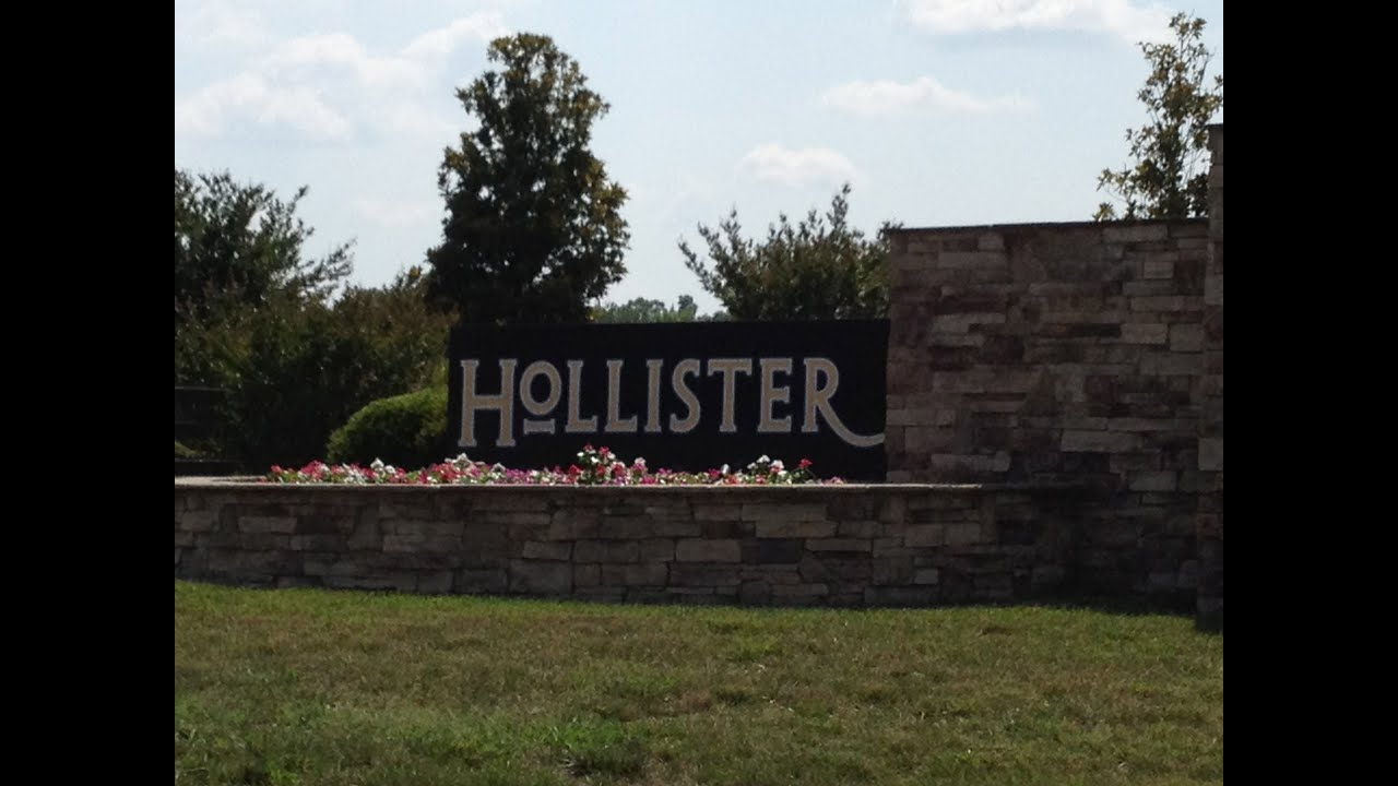 Hollister New Homes