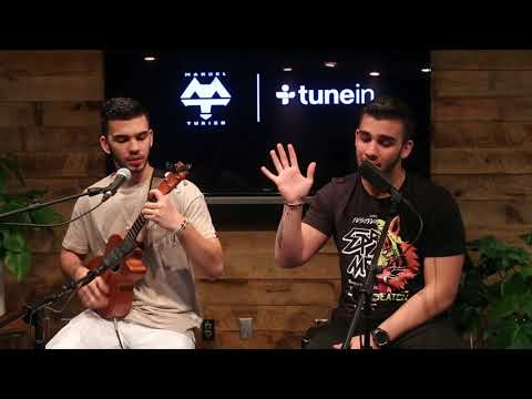 TuneIn Conversation: Manuel Turizo discusses why he loves the ukulele