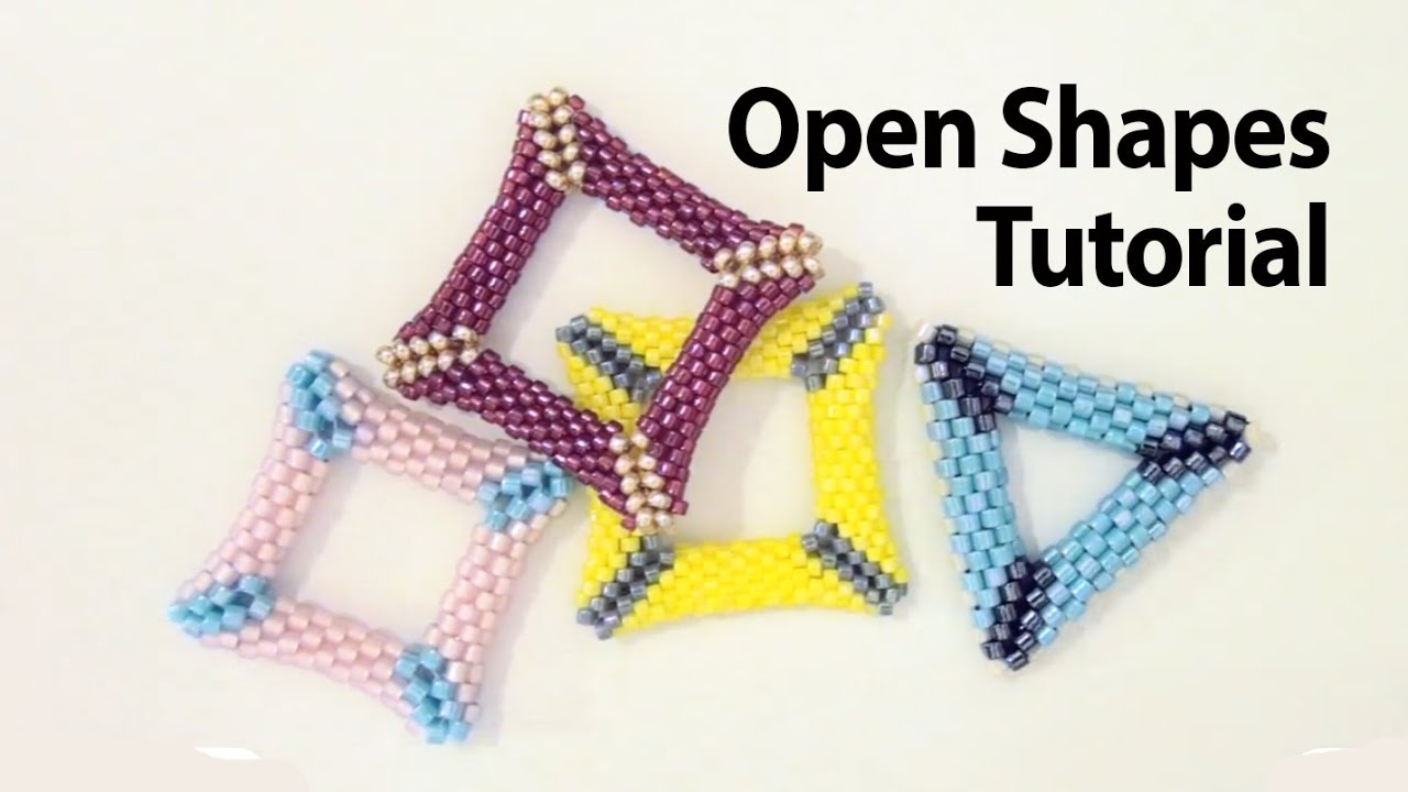 basic techniques beads netting main beading fusion