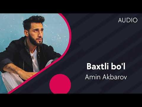 Amin Akbarov - Baxtli bo'l