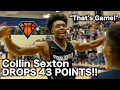 Collin Sexton Drops 43 & CLUTCH Buzzer Beater In CRAZIEST Game of the Year!! | Full Game Highlights