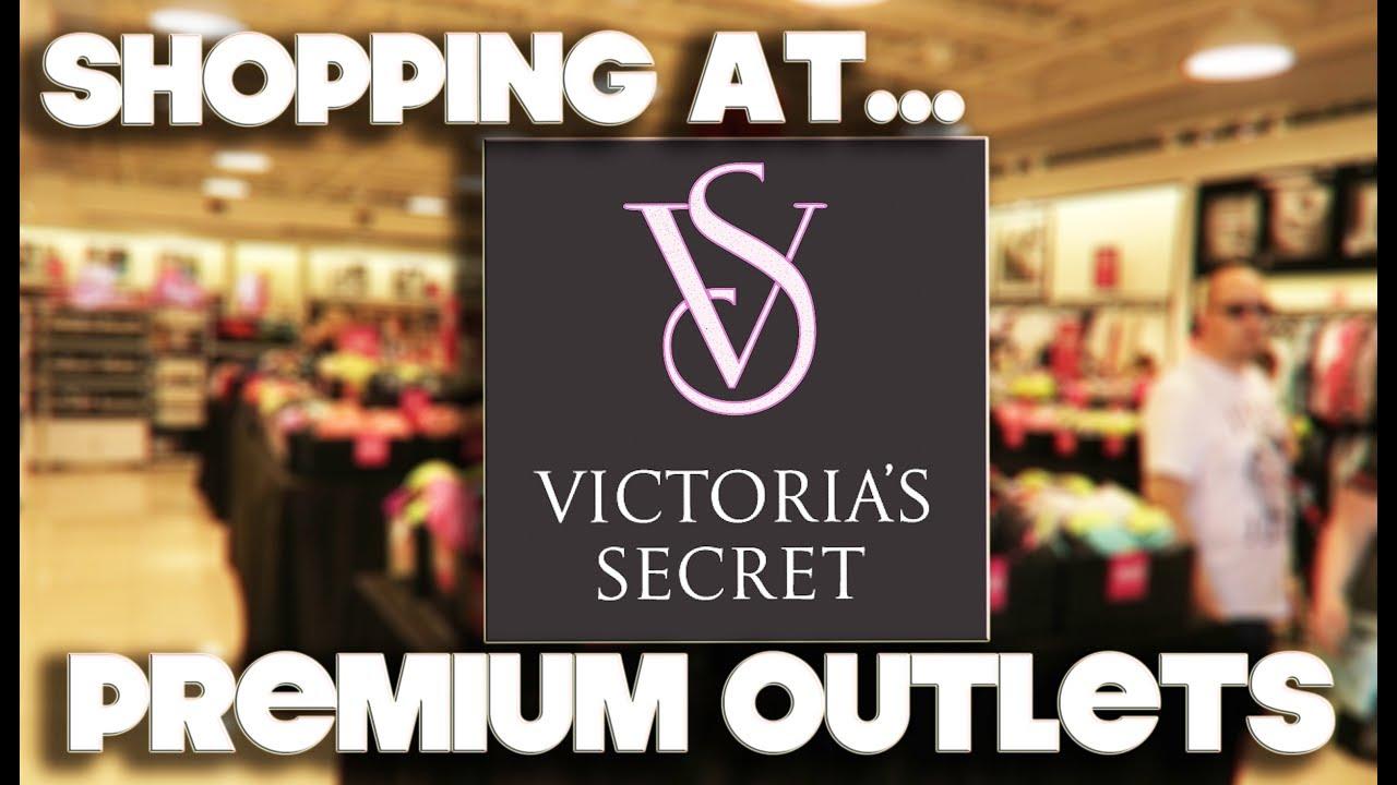 fb49832c73dd9 SHOPPING AT - VICTORIA'S SECRET - PREMIUM OUTLETS - ORLANDO