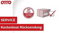 Unsere Rückgabegarantie: 30 Tage kostenlose Rücksendung | Lieferung & Rücksendung | Service bei OTTO