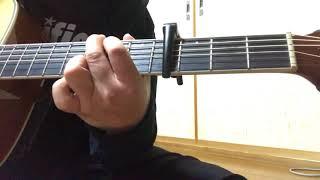 大好きな曲の1つです✨もっともっとギター練習します!