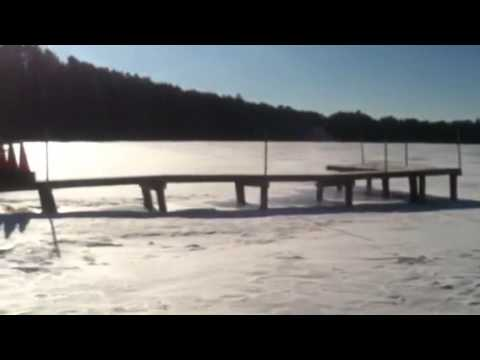 2013 Labatt Blue/USA Hockey Pond Hockey Nationals - Ice Report 1/14