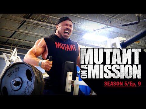 MOAM - KaiJax Gym NC , Big Ron Hits Back And Arms!