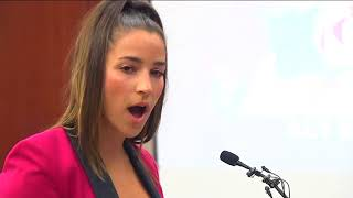 'You are nothing': Aly Raisman's powerful testimony against Larry Nassar